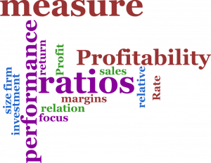 group of words depicting aspects of performance measurement