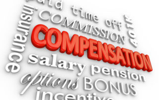 compensation plan collage