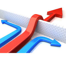 sales management challenges and good or bad results going different directions