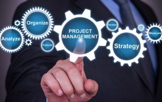 gears showing transformational change for sales and marketing