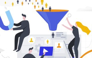 Illustration of Marketing Automation Content Strategy