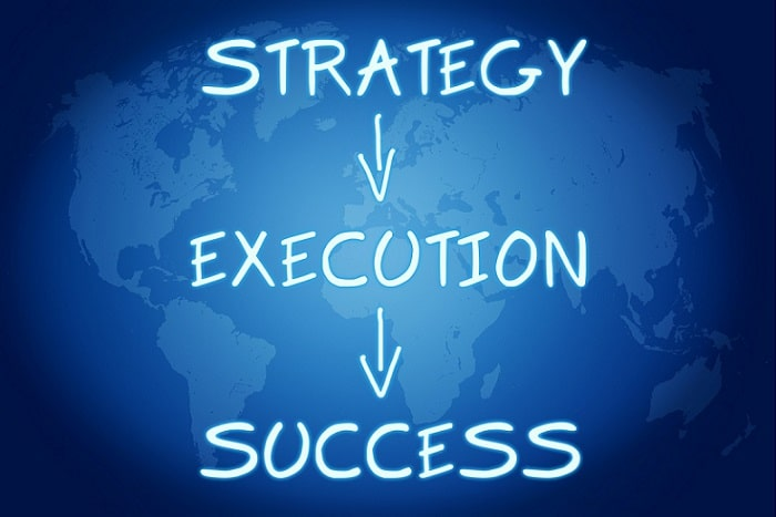 key to sales strategy success