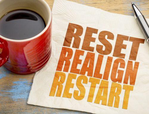 Reset – Realign – Restart Your Business