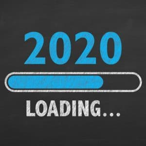 metaphor of 2020 new sales environment loading
