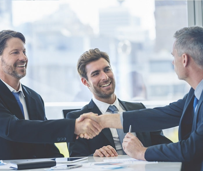 hiring strategy business concept