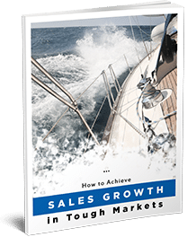 Metaphor of Sales Growth in Tough Markets